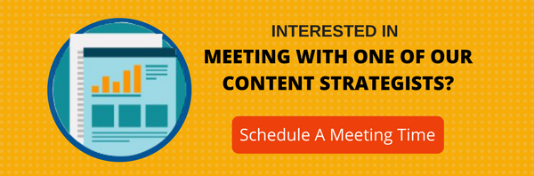 Meet With Our Content Strategists