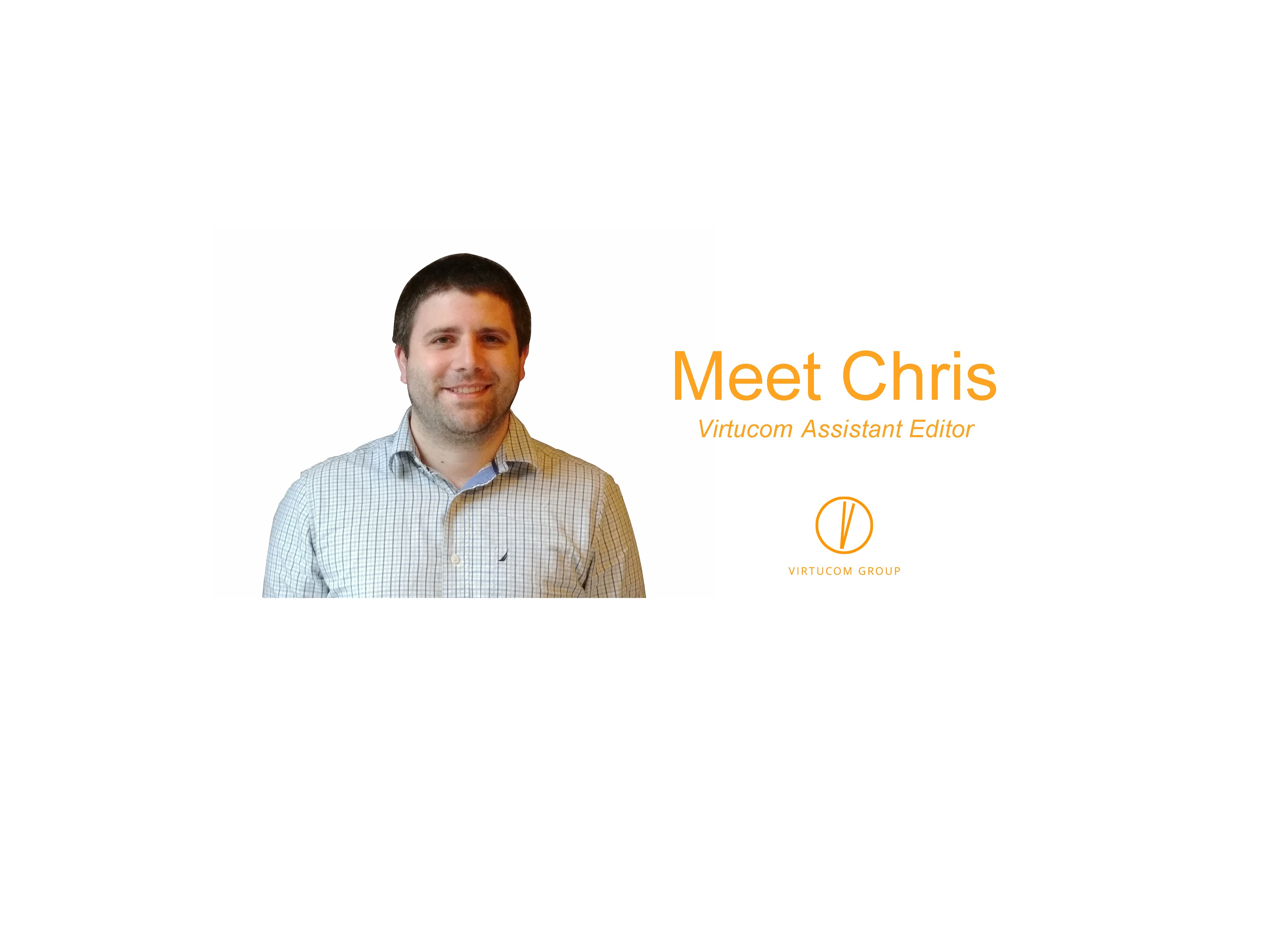 Meet the Team: Chris Whitmore (Assistant Editor)