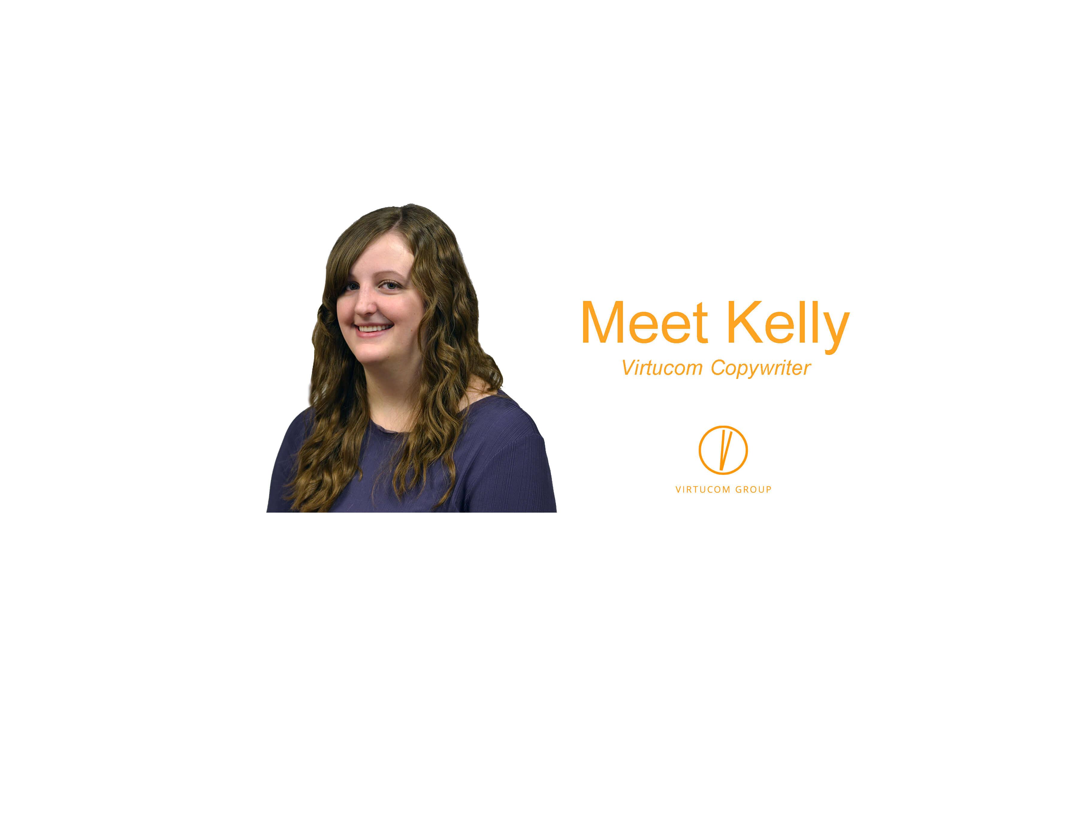 Meet the Team: Kelly Landers (Copywriter)