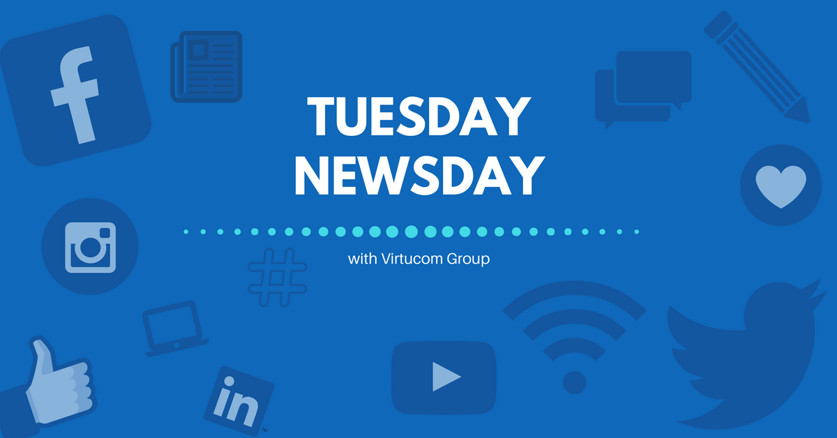 Tuesday Newsday: Google Updates, NASCAR'S Use Of Emerging Tech And Pinterest's Influence On Shoppers